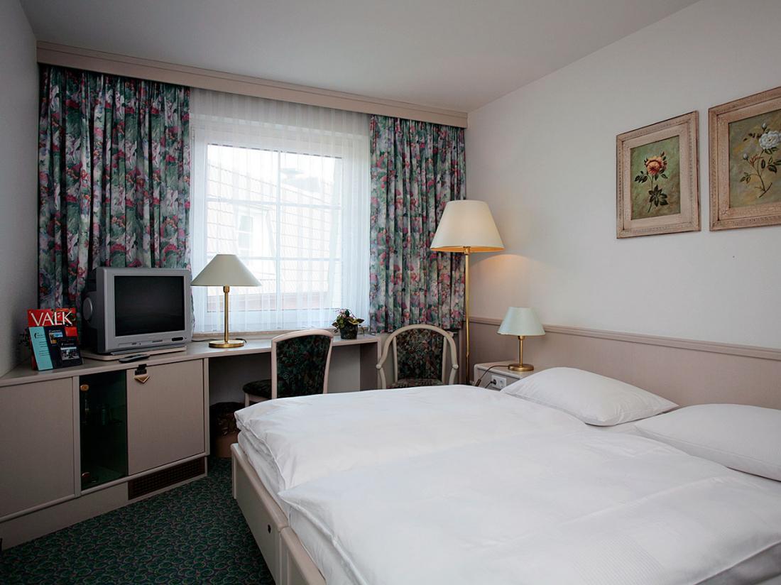 Van der Valk Hotel Spornitz Hotelkamer Duitsland