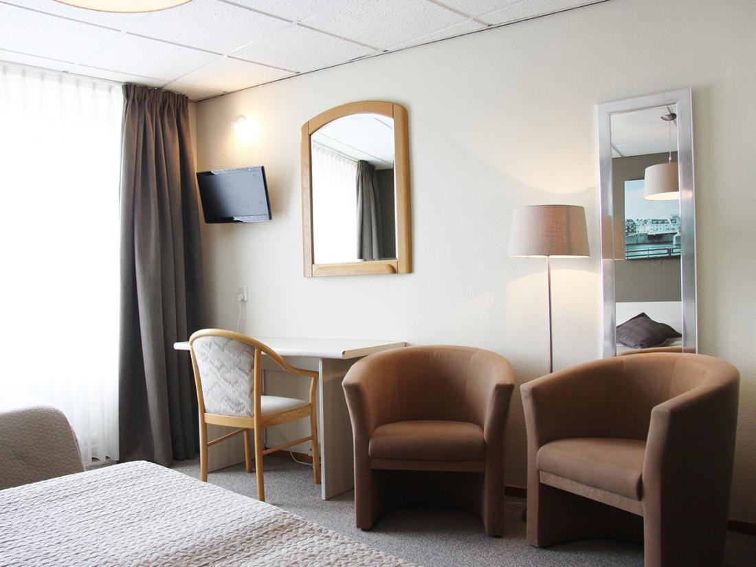 Hotel Op De Beek Schin op Geul Limburg Hotel Interieur Zitje