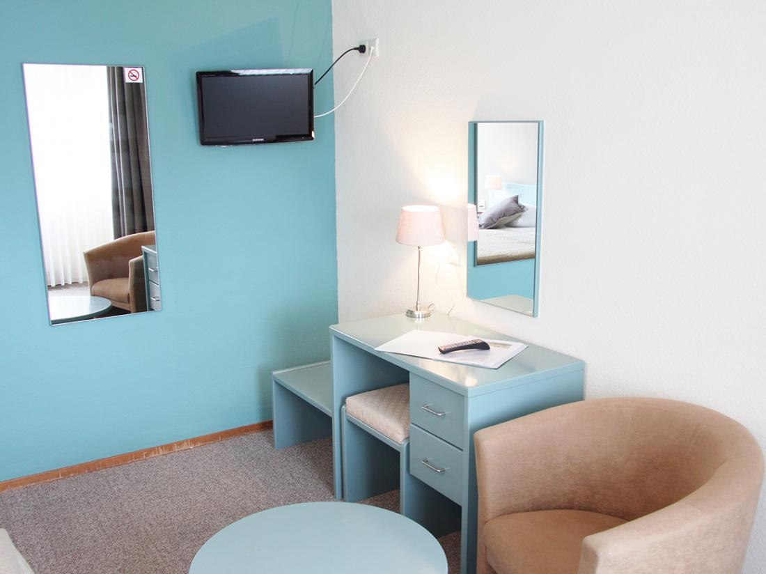 Hotel Op De Beek Schin op Geul Limburg Hotelkamer