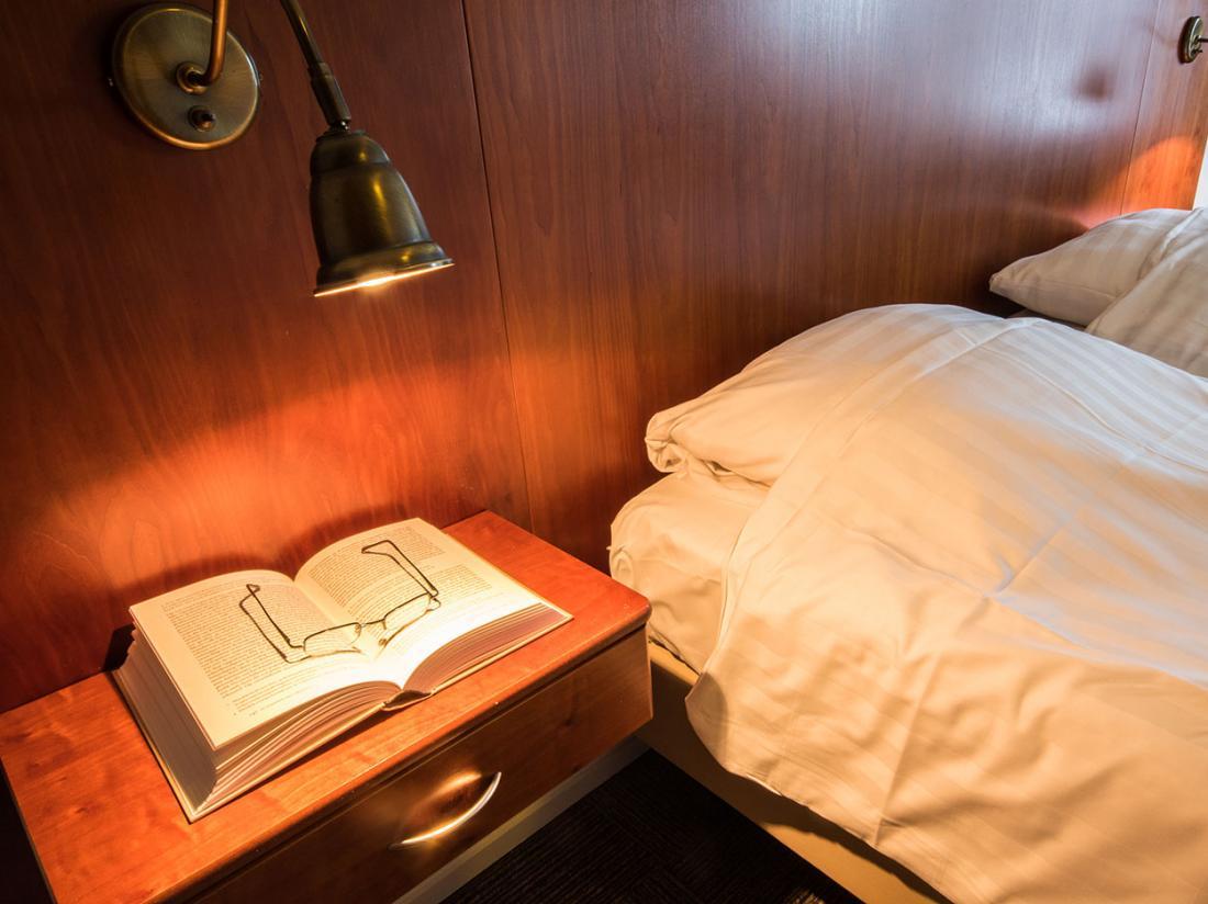 Hotelarrangement Drenthe Bed