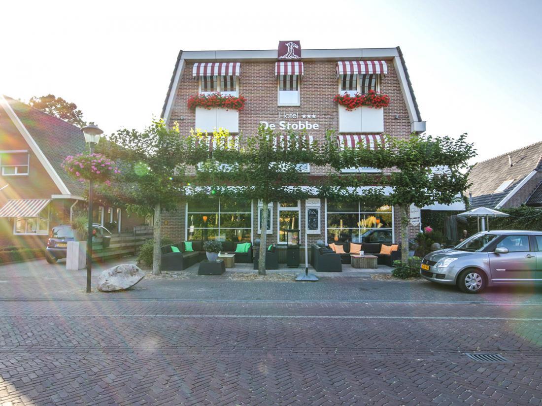 Hotelarrangement Drenthe Exterieur