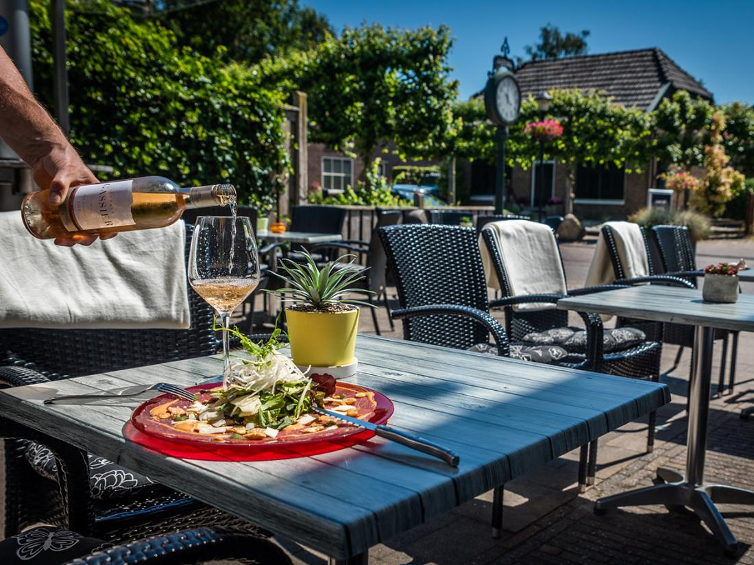 Hotelarrangement Drenthe Terras