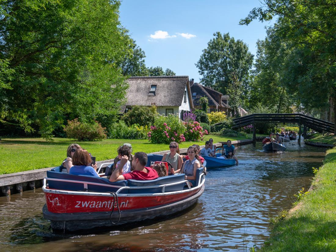 Weekendjeweg Ruinen Giethoorn