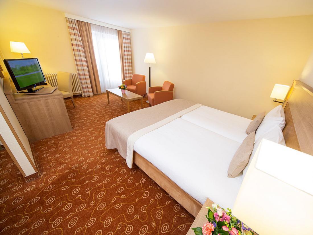 Hotelarrangement Klein Zwitserland Heelsum Hotel Comfortkamer