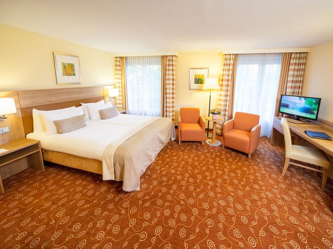 Hotelarrangement Klein Zwitserland Heelsum Hotel Executive Kamer