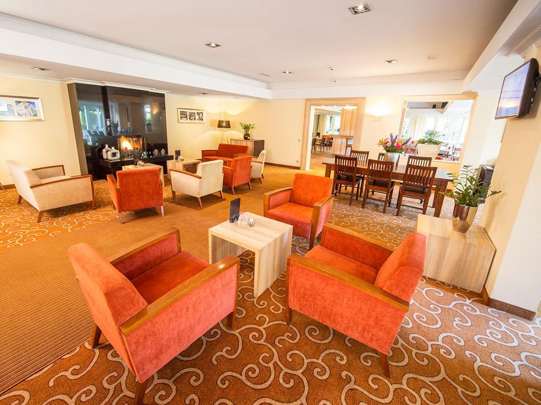 Weekendjeweg Klein Zwitserland Heelsum Hotel Lounge