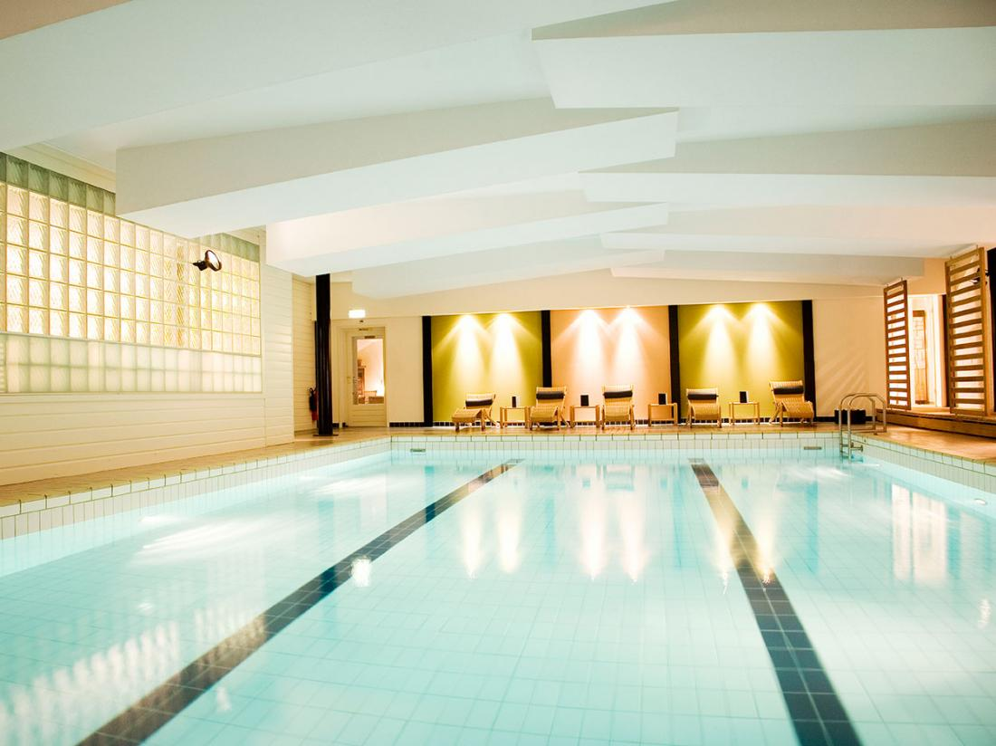 Weekendjeweg Klein Zwitserland Heelsum Hotel Zwembad