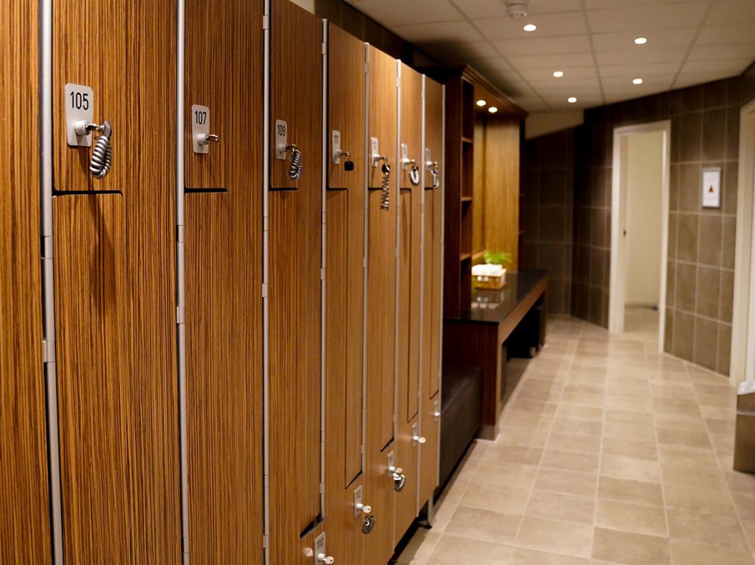 Resort Bad Boekelo Hotel Wellness Kluisjes