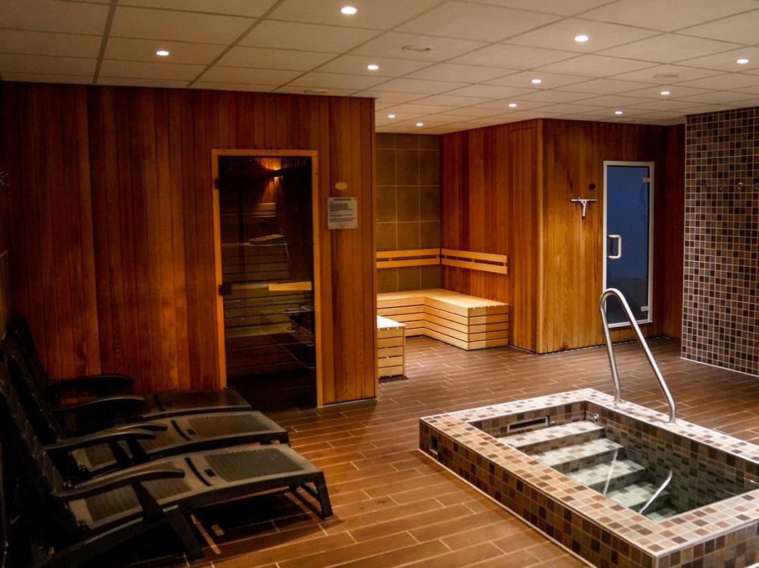 Resort Bad Boekelo Hotel Wellness Sauna