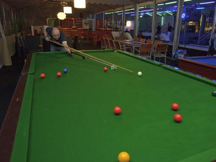 Hotelaanbieding dS Hotel Freizeitcenter Vreden Münsterland Snooker