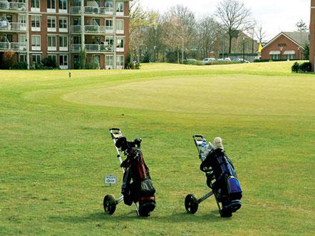 Hotelaanbieding Friesland golf
