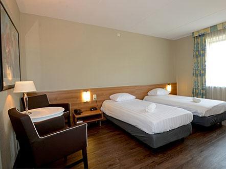 Hotelaanbieding Friesland hotelkamer