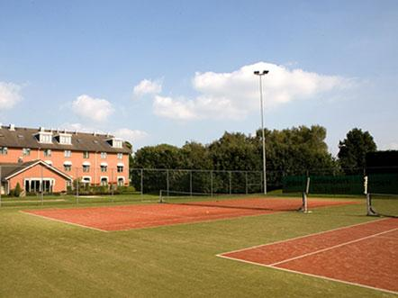 Hotelarrangement Friesland tennis