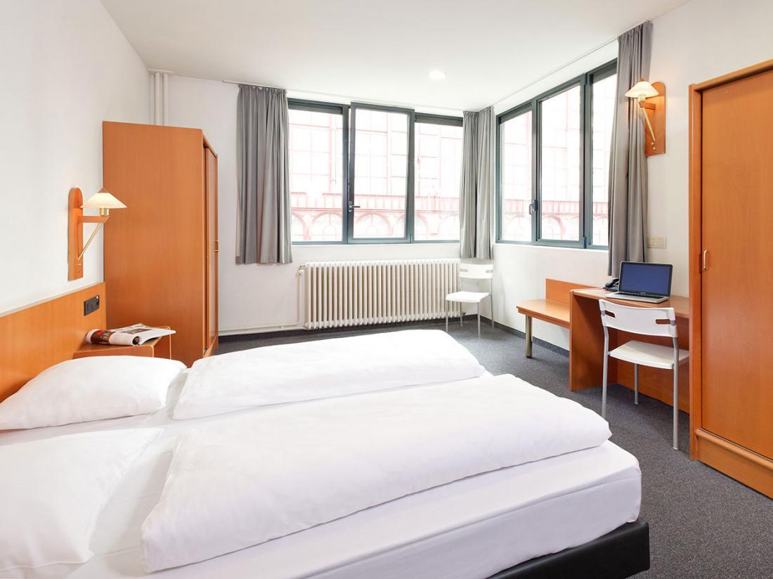 Weekendjeweg Antwerpen Hotelkamer