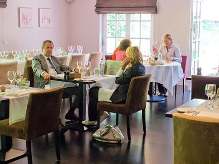 Hotel Keravic Lichtaart Antwerpen restaurant