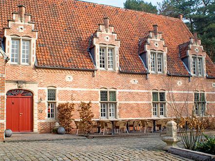 Hotelaanbieding Lichtaart Vlaanderen aanzicht