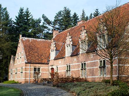 Hotelarrangement Lichtaart Vlaanderen aanzicht