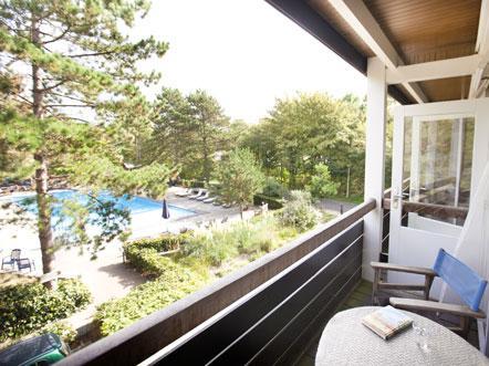 Badhotel Rockanje Zuid Holland Balkon