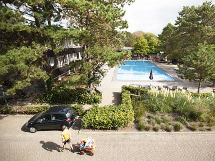 Hotelarrangement Badhotel Rockanje Zuid Holland Aanzicht