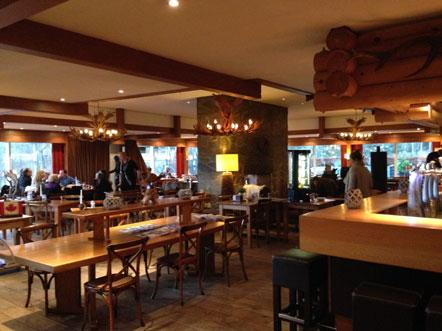 Hotelarrangement Badhotel Rockanje Zuid Holland Brasserie