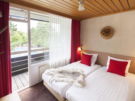 Hotelarrangement Badhotel Rockanje Zuid Holland Hotelkamer