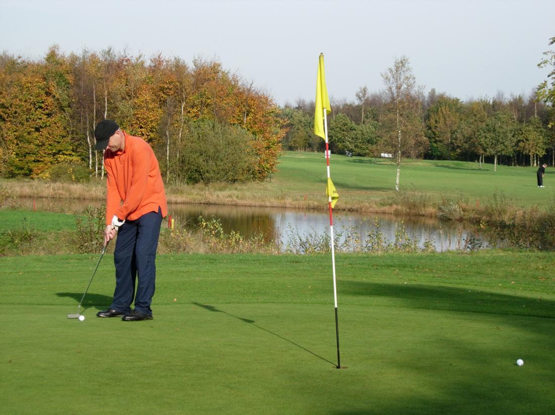 Hotelarrangement Groningen Golf