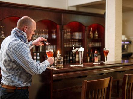 Hotel Prins Hendrik Oosterend Texel Bar