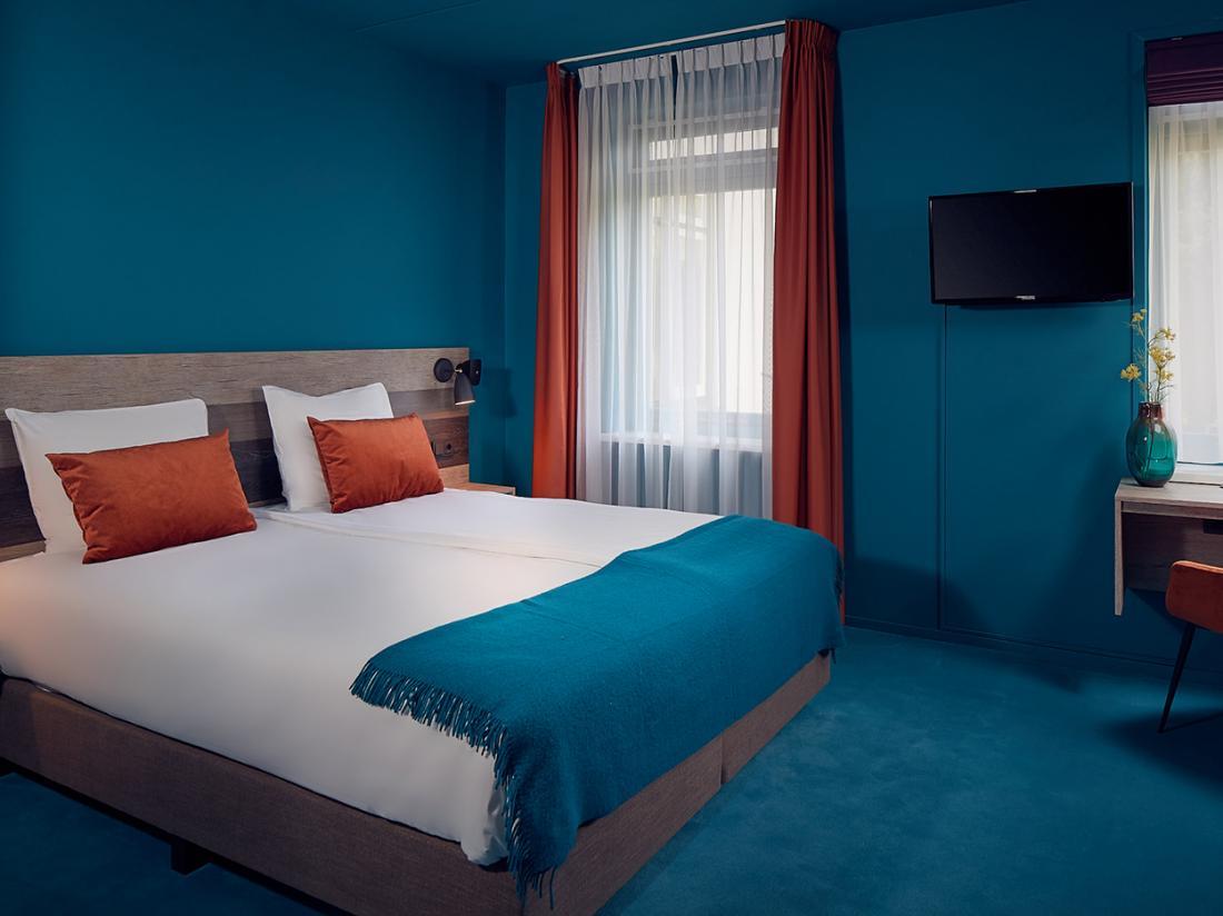 Hotel Prins Hendrik Texel Oosterend BlauwOranje