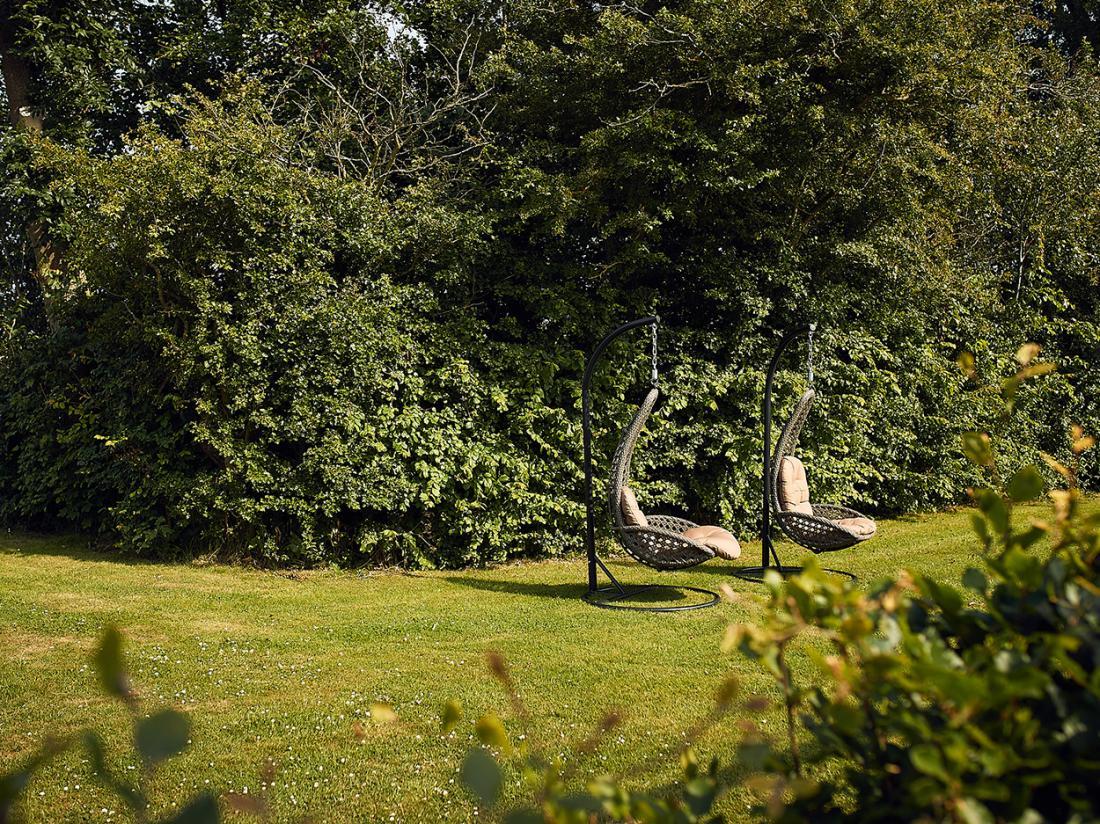 Hotel Prins Hendrik Texel Oosterend Loungestoelen