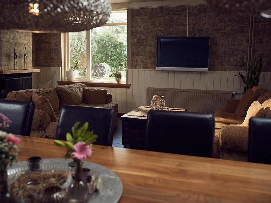 Hotel Prins Hendrik Texel Oosterend Woonkamer