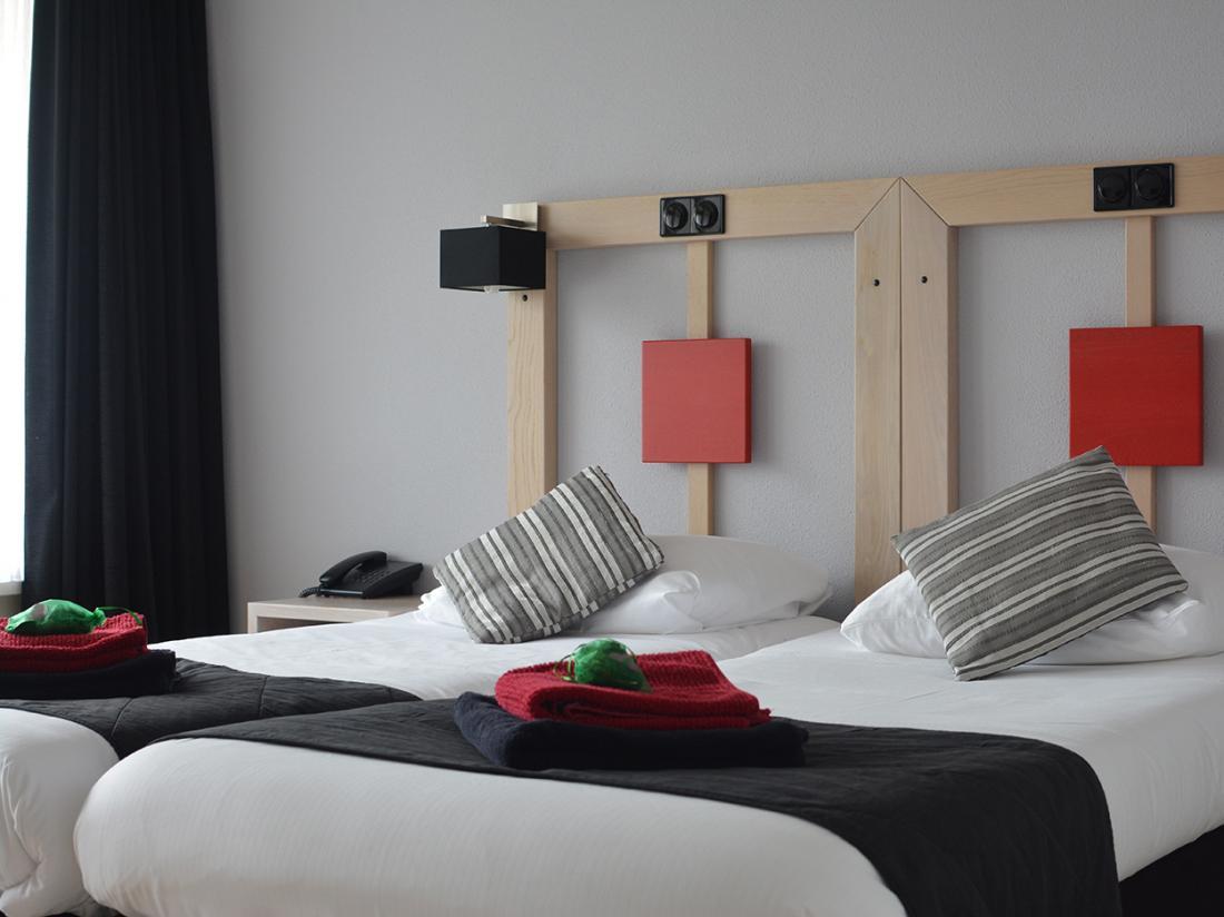 Hotel Restaurant Piccard Vlissingen Standaardkamer