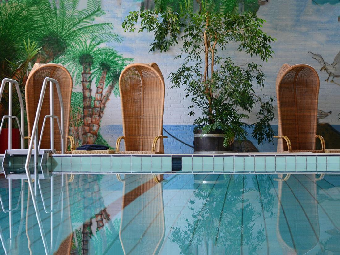 Hotel Restaurant Piccard Vlissingen Zwembad