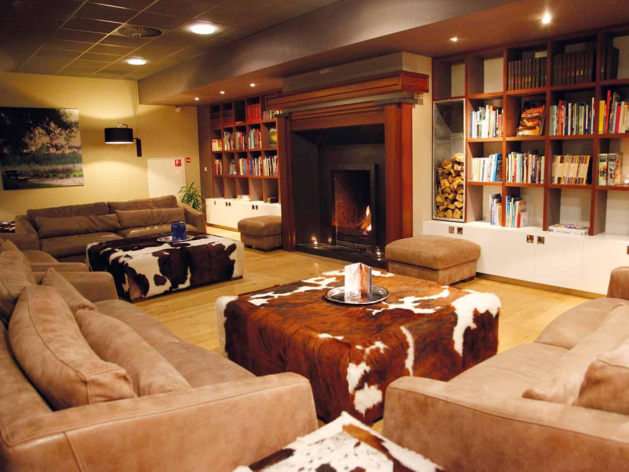 Hotel Huis Ten Wolde De Bult Lobby