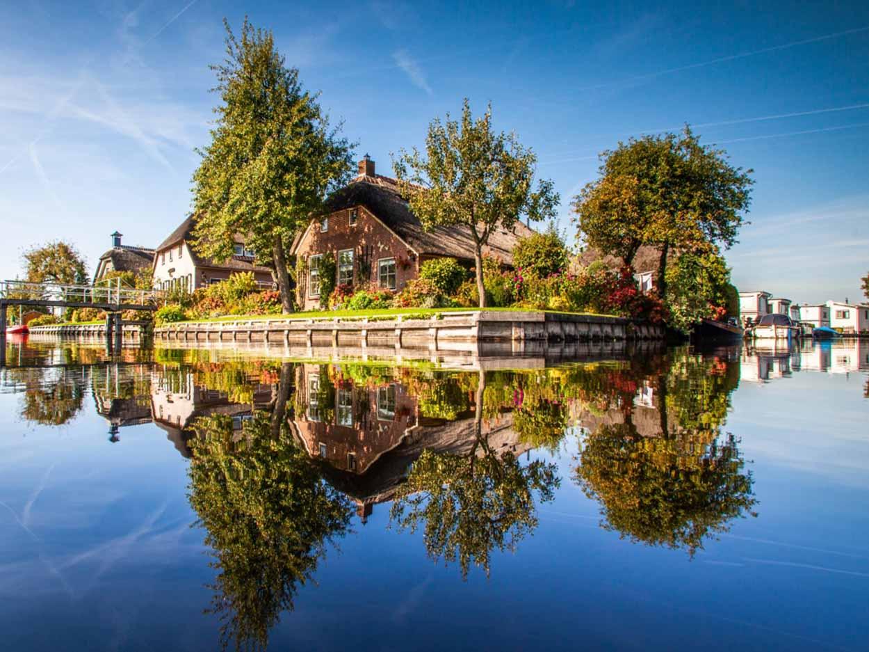 Hotelarrangement Giethoorn Omgeving