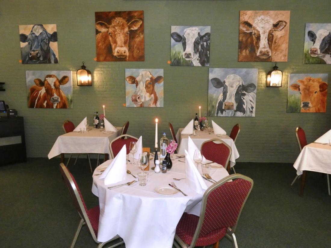 Restaurant De Grote Zwaan De Lutte