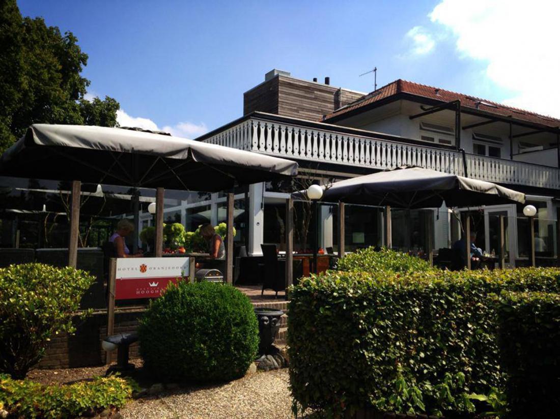 Hotel Gelderland Exterieur