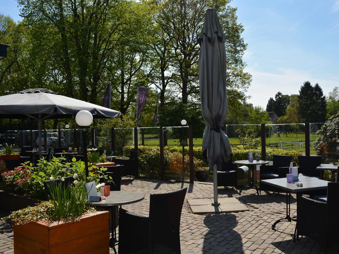 Weekendjeweg Gelderland Terras