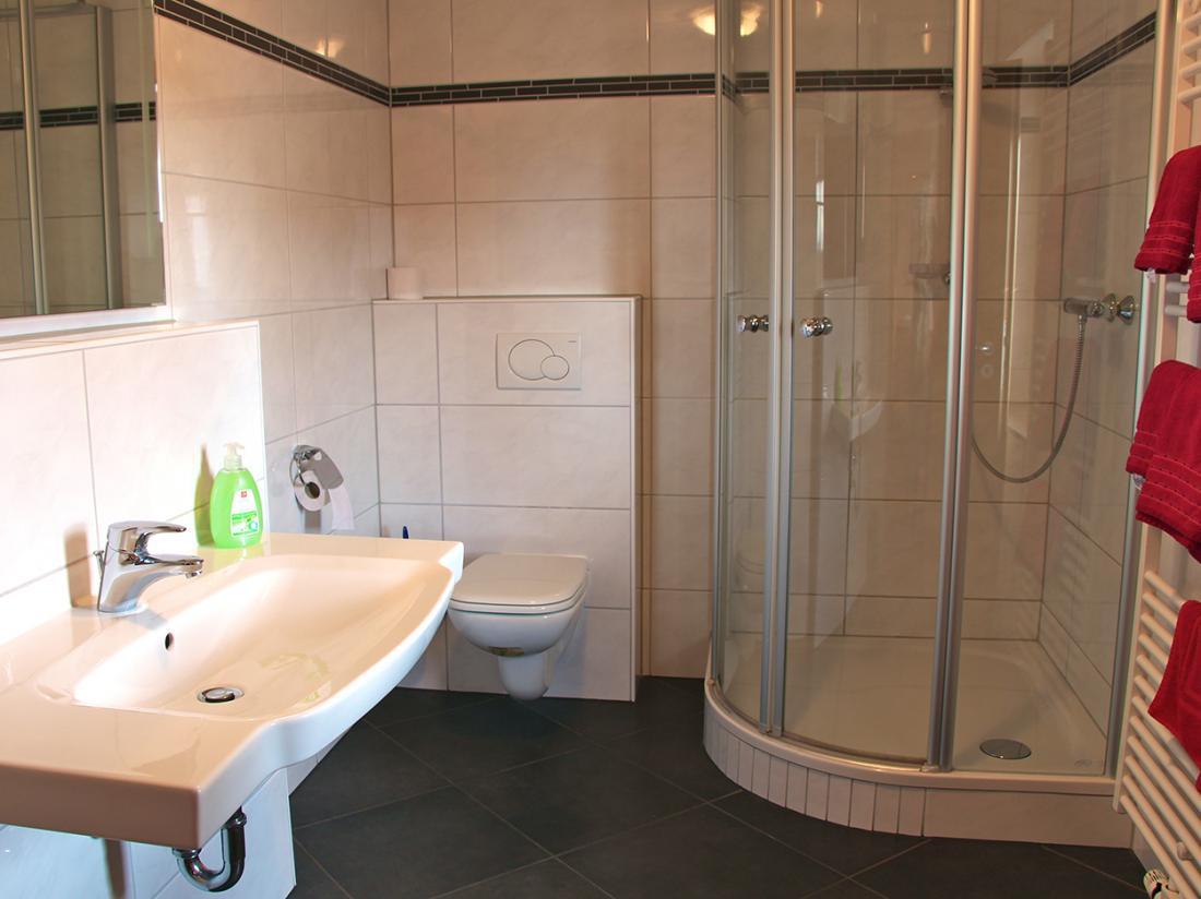 Badkamer Igelstadt Hessen Duitsland Weekendjeweg