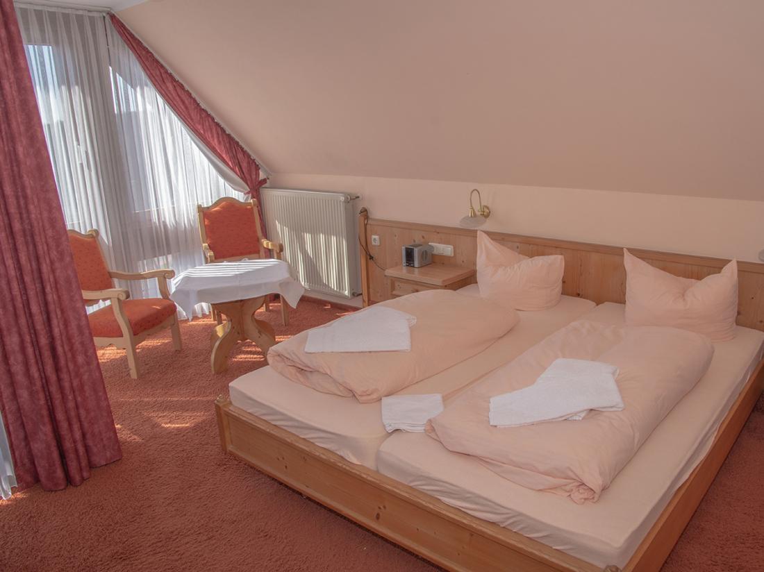 Hotel Kamer Igelstadt Duitsland Hessen Overnachting