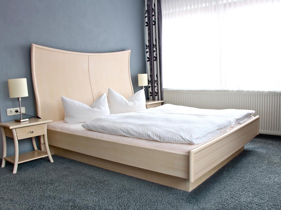 Hotel kamer Igelstadt Duitsland