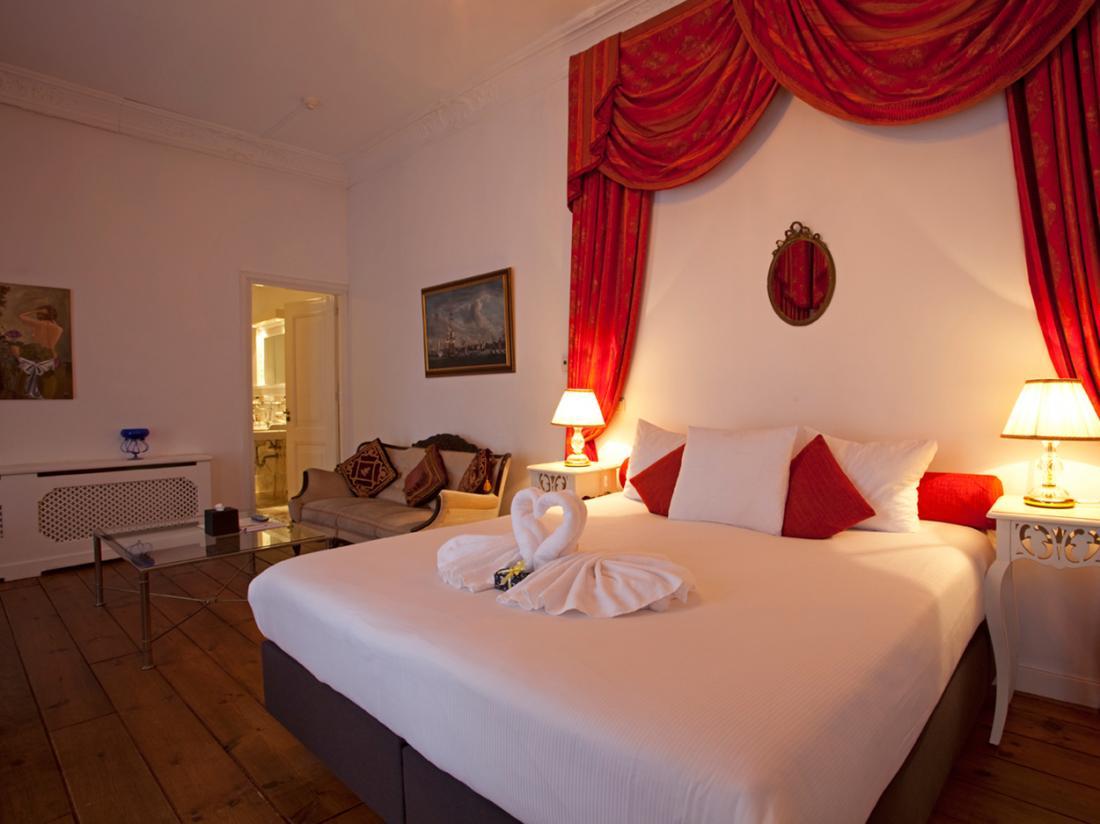 hotelarrangement schimmelpenninck gronningen hotelkamer