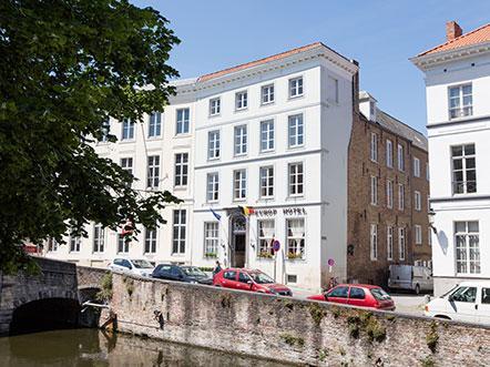 Europ Brugge Aanzicht