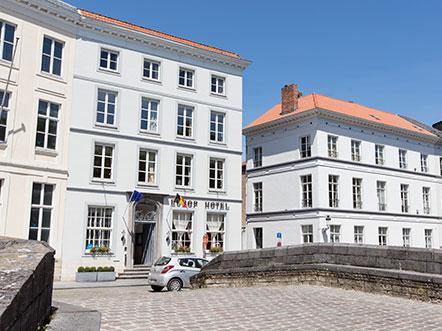 Hotelaanbieding Brugge Aanzicht