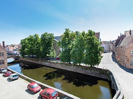 Hotelarrangement Brugge Kanalenb
