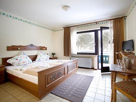Hotelaanbieding Sauerland Hotelkamer