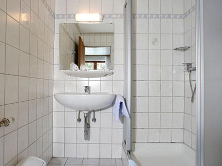 Hotelarrangement Sauerland Willingen badkamer