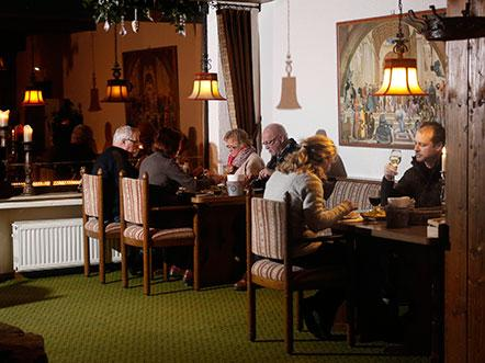 Weekendjeweg Willingen Restaurant