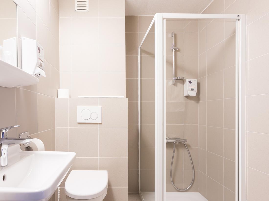 Badkamer Comfort room