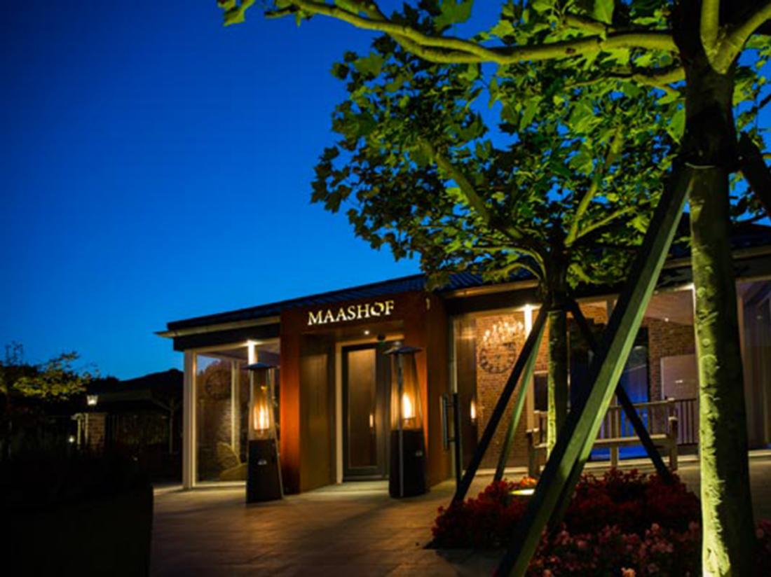 Hotelaanbieding Hotel Maashof Ingang