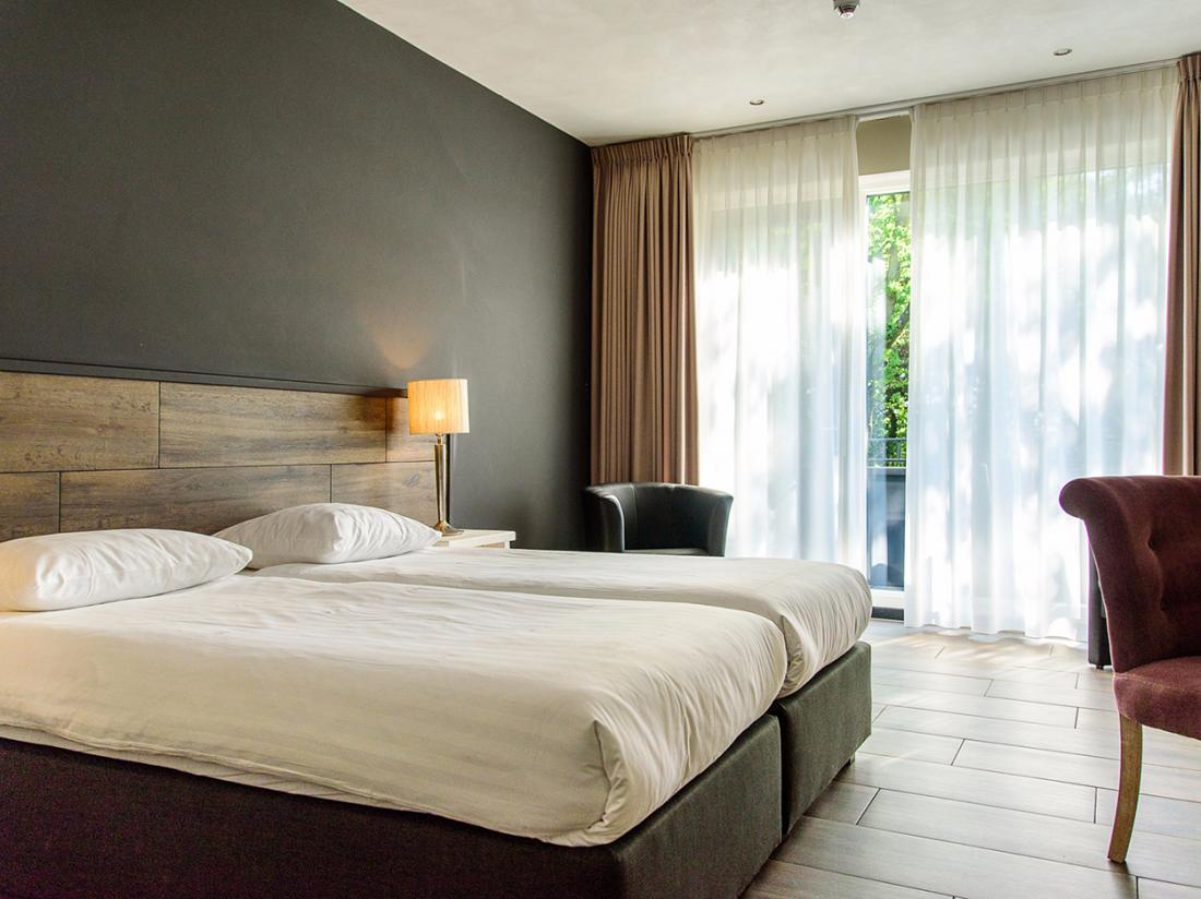 Hotelaanbieding Hotel Maashof Luxe Kamer